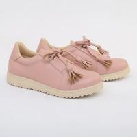 seaptu slip-on anak remaja perempuan,sepatu casual wanita/XSERAP