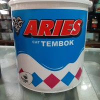cat tembok aries domba avian murah 20 kg