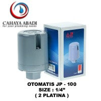 OTOMATIS POMPA AIR - 2 PLATINA - JP-100 - 0.25 INCH - PRESSURE SWITCH