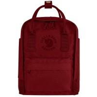 Fjallraven Re-Kanken Mini Backpack Ox Red Tas Ransel Wanita Kids
