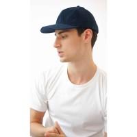 Houseofcuff Topi Casual Polos Sport Besi Baseball Cap Tumblr Hat Navy