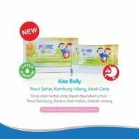 Pure Kids Aise Belly Natural Sachet 10ml