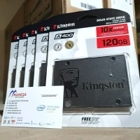 KINGSTON SSD 120GB A400 SSD SATA3 6Gb/s 120 GB SA400S37 2.5in 2.5 inch