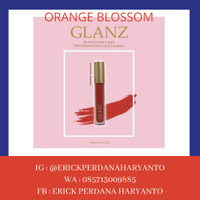 PAKET RESELLER 1 Pc GLANZ Lip & Cheek Cream Orange Blossom