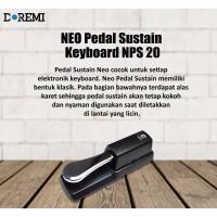Pedal Sustain Keyboard NEO NPS 20