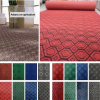 [Martha Karpet] Karpet Brudu ADANA Karpet Wool Motif Meteran 1 x 2