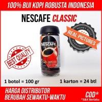 Kopi Nescafe Clasic asean jar era 100 gr