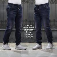 Celana jeans joger pria termurah