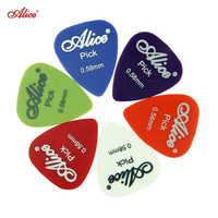 Pick Gitar Akustik Pick Alice Guitar Pick Pik Gitar Bass Akustik Pik