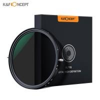 KNF CONCEPT Filter CPL + Fader ND 2-32 - 82mm - Hoya Quality Filter