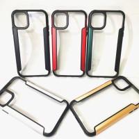 Case iPhone 11 Akrilik Ironman Series Premium Quality Case