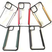Case iPhone 11 Pro Max Akrilik Ironman Series Premium Quality Case
