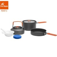 Alat masak Camping Fire Maple FM Set Feast 2 Nesting set outdoor