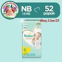 Pampers Premium Taped NB.52