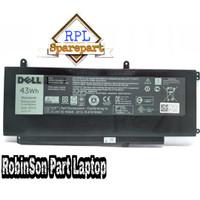 Baterai Battery DELL Inspiron 15 7548 Vostro 14 5459 D2VF9 Original