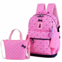 tas ransel backpack korea tas dinir love