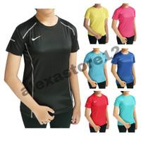 baju kaos olahraga wanita zumba fitnes aerobic semam nike JWN-01