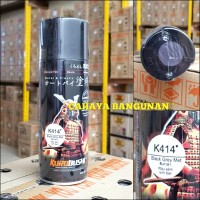 Pilox Samurai Paint K414* K 414* BLACK GREY MET Metalic Abu Kawasaki