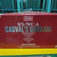 Gundam PG 1/60 RX 78 Casval's Gundam
