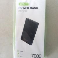 power Bank robot RT7500 (7000 mah) original robot garansi 1 tahun