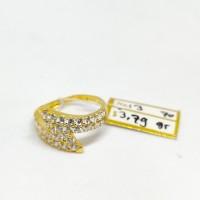 cincin emas asli 17k/700( istana m 49)