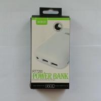 Powerbank Robot RT7200