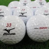 Paling Terlaris Mizuno D201 Golf Balls - Bola Golf Mizuno Original