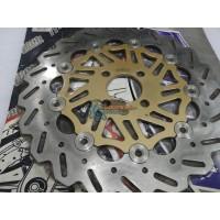 Piringan DIcs Cakram Hitech Suzuki Spin + bracket cnc