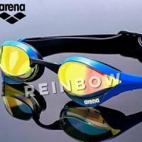 HOT SALE Kacamata Renang Arena Ultra Cobra AGL-180M-YLBB TERJAMIN