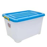 kualitas Shinpo SIP 116 Mega Container Box CB 130 liter (by Gojek)