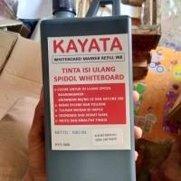 Tinta Whiteboard isi Ulang Spidol Bukan Permanen Kayata 1L
