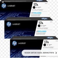 HP 17A Black Original LaserJet Toner