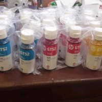 tinta Hp Gt52 Ori Tampa plastik