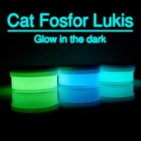 Cat fosfor GLOW IN THE DARK Turquoise