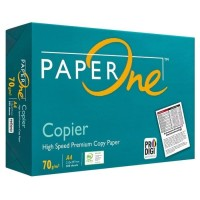 Buku Dan Alat Tulis PaperOne Kertas HVS Fotocopy 70g A4 - Ream