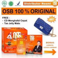 OSB Omar Smart Brain ORIGINAL 100% Original - Nutrisi Vitamin Otak