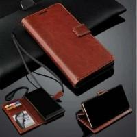 Case Xiaomi Mi Max 3 Flip Case Model Bluemon Mewah