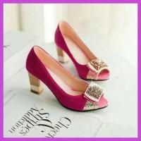Sale Sendal Wanita Sepatu High Heels Wanita Cewe Pesta Hak Tinggi