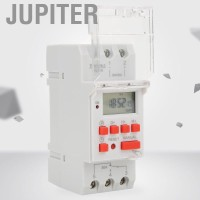Jupiter DC 24V 30A Weekly 12/24hrs Timer Switch LCD On Off Control