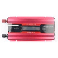 Carmaer Car Power Inverter DC 12V to AC 220V 500W with LED Display