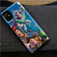 toy story (5) A20 A71 S20 Plus case Casing HP Samsung A51 30