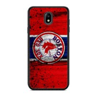 Hardcase Samsung Galaxy J3 Pro Boston Red Sox Grunge Baseball Clu