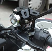 Lampu Tembak Motor Transformer LED Cree-U5 1098 Lumens - U-Series