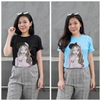 ForGirl2 baju atasan kaos wanita MELISA