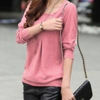 ForGirl2 blouse atasan Diana - 3 warna - konveksi tanah abang