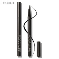 [BPOM] FOCALLURE Easy to Wear Long-Lasting Liquid Eyeliner Pen - Black