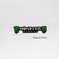 Sticker Stiker Monster Energy visor Helm Rossi