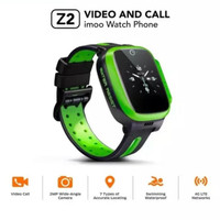 imoo Watch Phone Z2 - HD Video Call / Jam Anak Pintar / Garansi Resmi