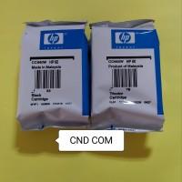 TINTA PRINTER HP 60 COLOUR ORIGINAL LOSEPACK/TANPA DUS