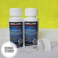 Kirkland Minoxidil 5 % Obat Penumbuh Rambut / Jenggot Ori Made In USAI